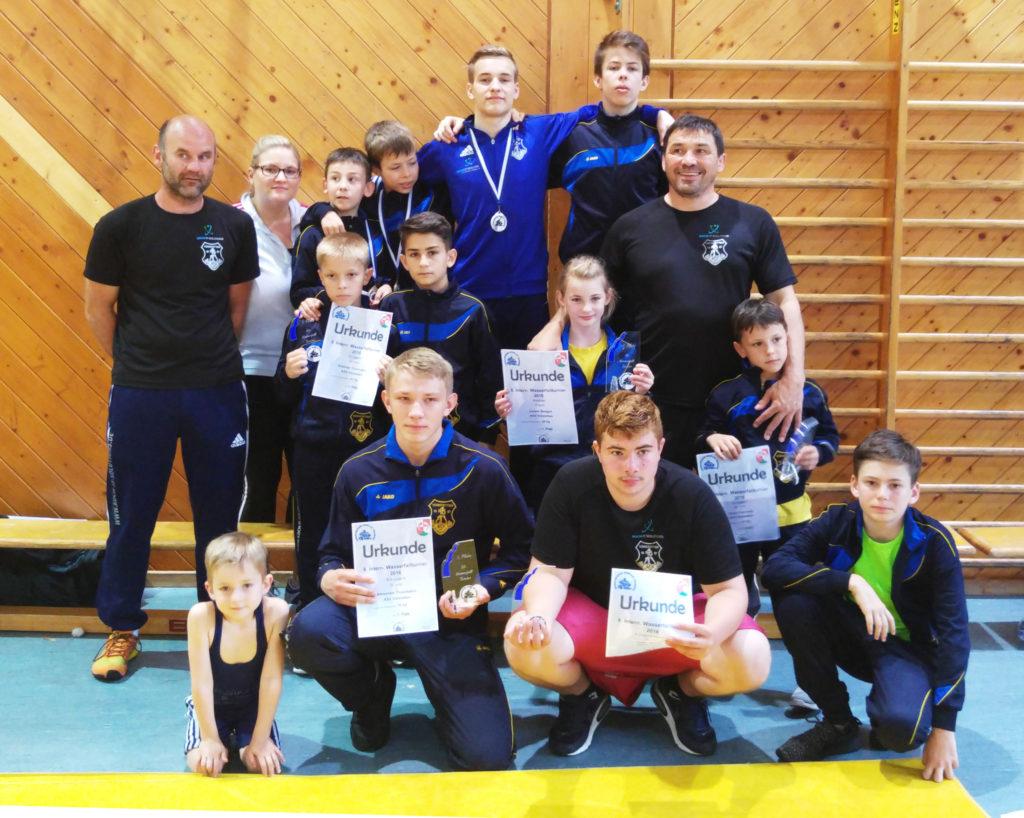 Teilnehmer Turnier Triberg 2016