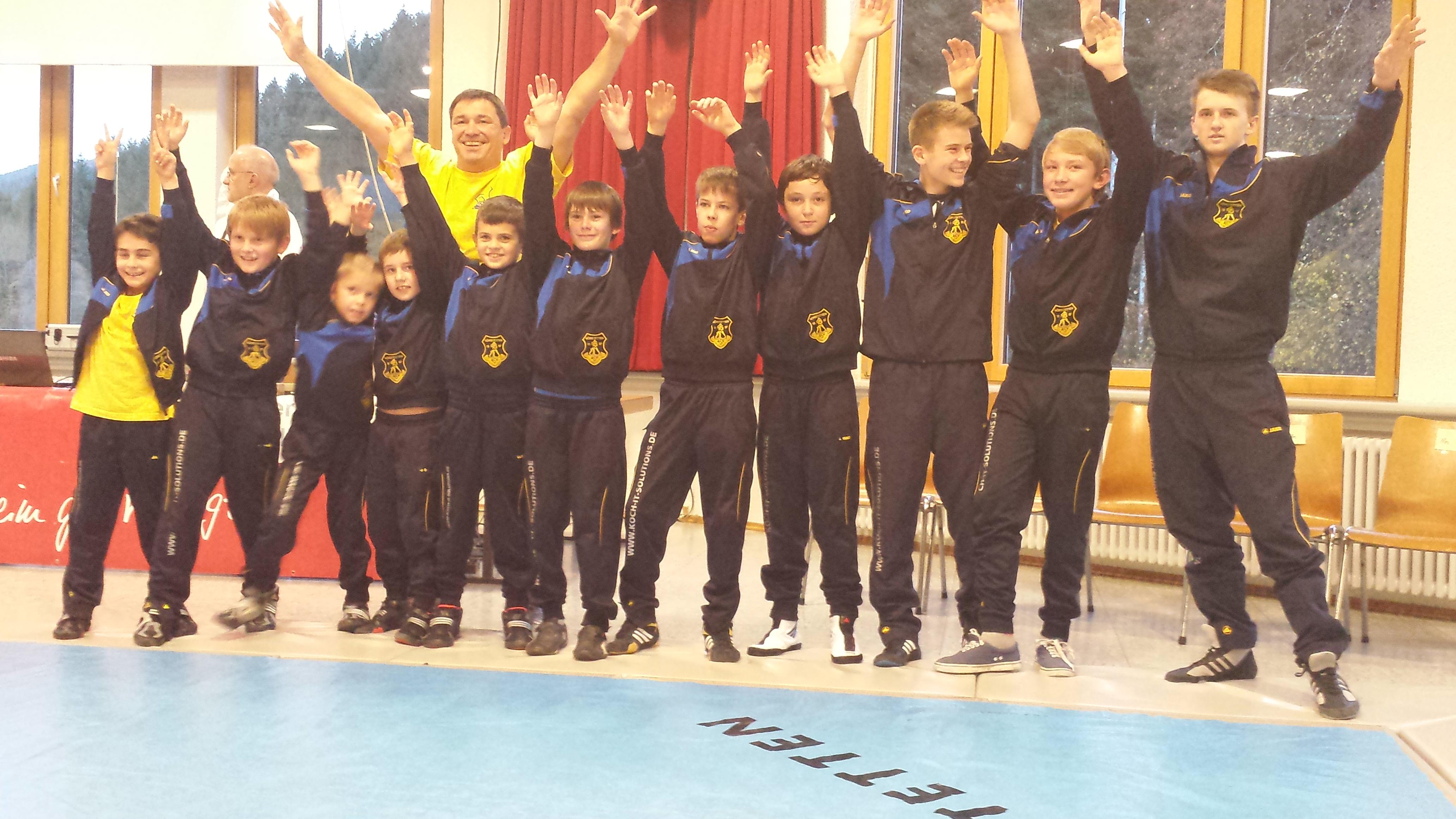 Jugend Aufstieg 9.11.2013
