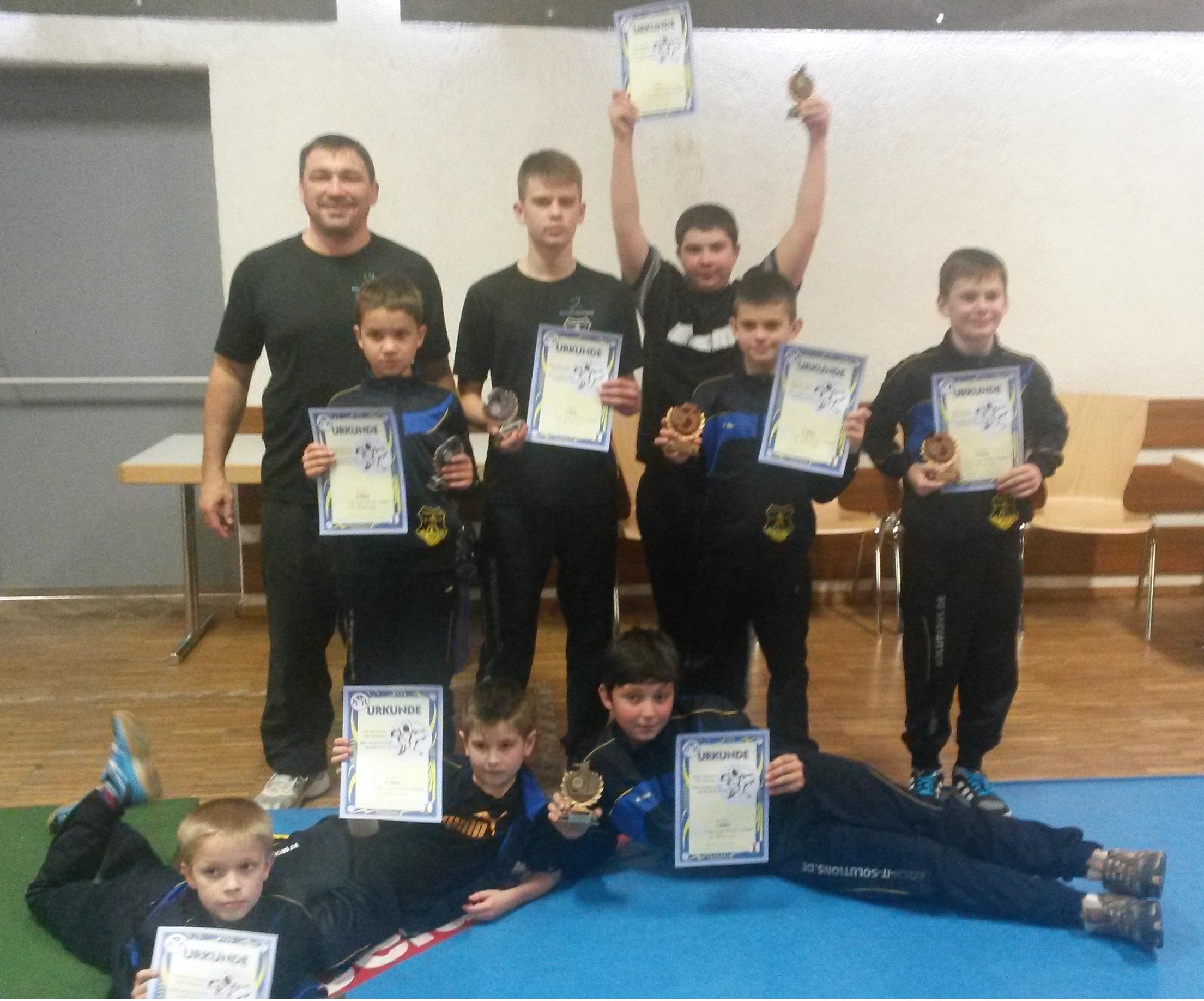 Jugend Max-Langeneckert Turnier