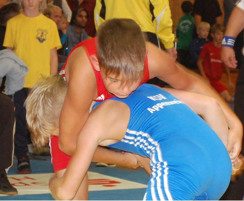 ASV Ringer beim Jugendturnier