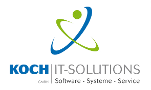 Logo KOCH-IT-Solutions
