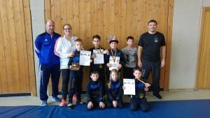 Jugendmannschaft in Hornberg